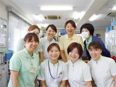 訪問看護ステーションのスタッフ達